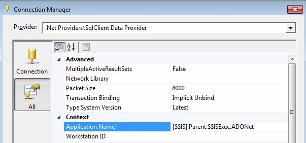 SSIS Snack: Name Those Connections! - AndyLeonard blog()