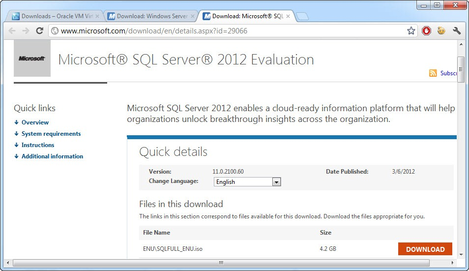 Download cracked microsoft sql server 2012 enterprise sp1.
