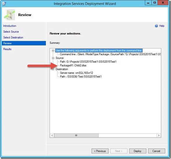 SSIS 2016 Supports Single-Package Deployment - AndyLeonard