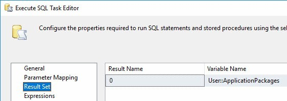 An Example of Data Integration Lifecycle Management with SSIS, Part