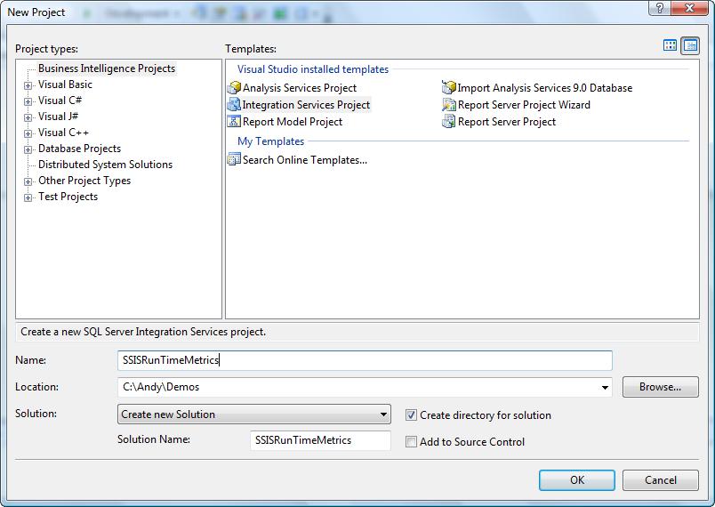 ssis design document template - ssis design pattern etl instrumentation part 1