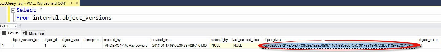 Deploying to the SSIS Catalog Changes the Protection Level