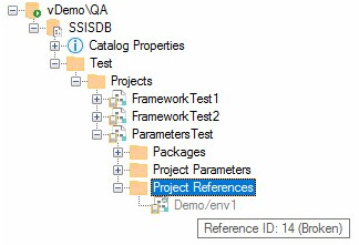 Delete SSIS Catalog Folders With SSIS Catalog Compare -